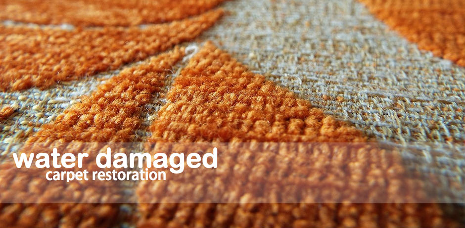 water damaged carpet restoration melbourne
